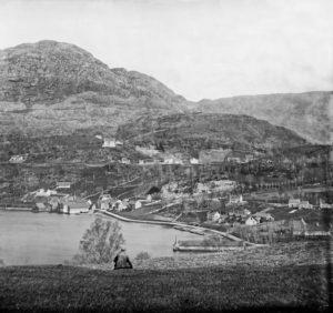 Store Lungegårdsvann - Møllendal